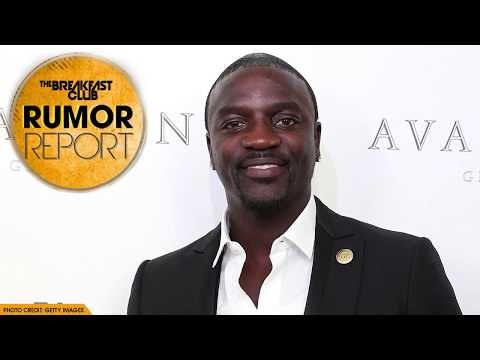 Akon Creates New Cryptocurrency