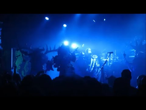 Gwar - Live in Vancouver