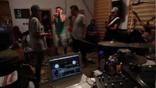 MC Silk & The gang bang band - Próba
