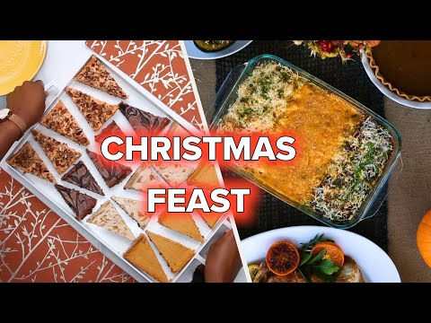 The Only Guide You Need To Follow For Christmas Feasts • Tasty