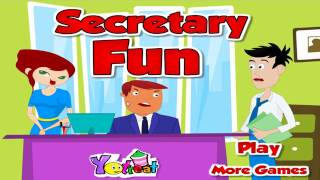Офисные приколы.Secretary Fun.