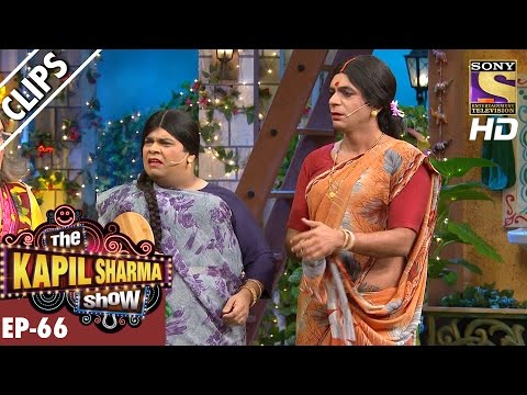 Santosh Wants to Marry Sehwag - The Kapil Sharma Show 鈥� 10th Dec 2016