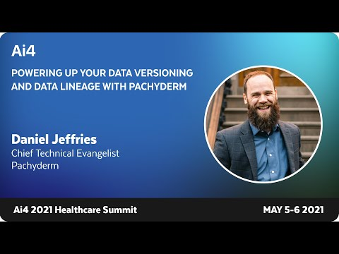 Powering up Your Data Versioning and Data Lineage With Pachyderm
