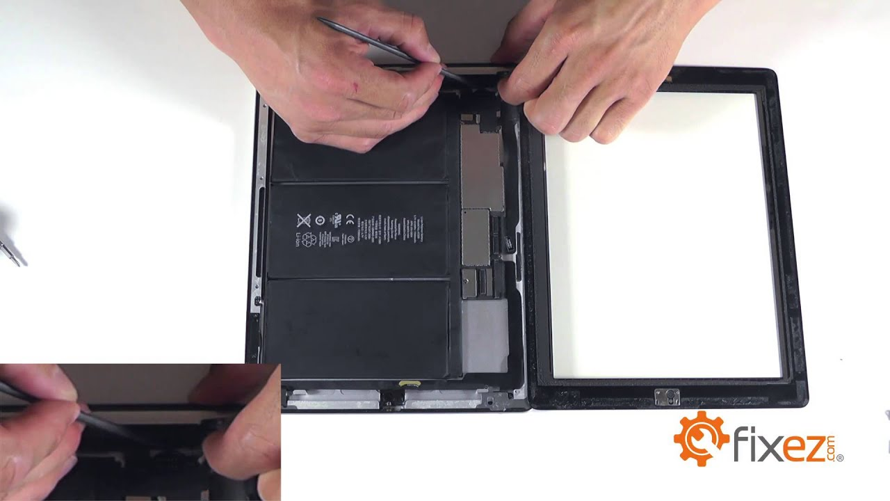 maxresdefault ipad 4 battery repair youtube  at panicattacktreatment.co