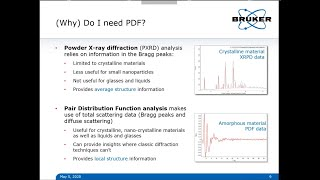 Pair Distribution Function (PDF) Analysis in the Home Laboratory - Not Just for Experts