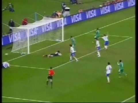 World Worst Miss EVER! Nigeria v S. Korea World Cup 2010