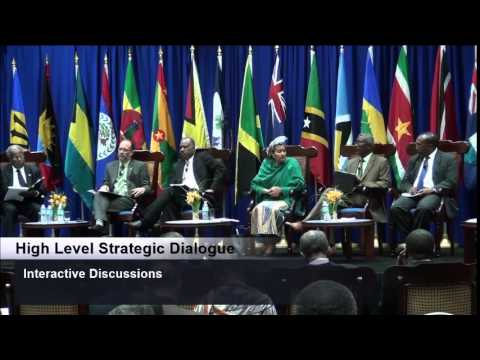 High Level Strategic Dialogue