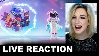 The Lego Movie 2 Trailer REACTION