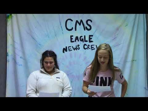 Coosa Middle School Morning Announcements 8/25