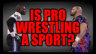 Could Pro Wrestling Really Be a SPORT
