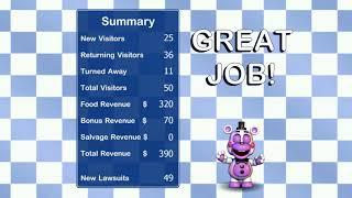 Freddy Fazbear's Pizzeria Simulator - Episode 2