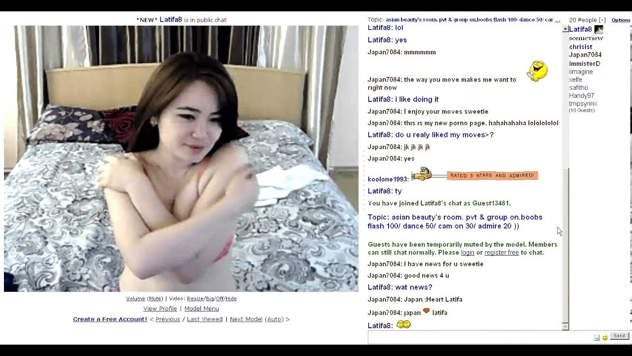 Free Asian Live Chat