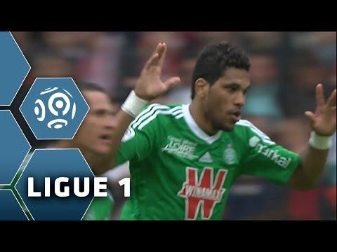 But BRANDAO (51') - Stade de Reims-AS Saint-Etienne (2-2) - 13/04/14 - (SdR-ASSE)