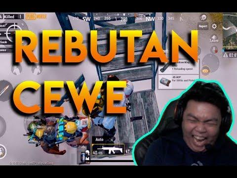 Squad Kampret Rebutan Cewe - PUBG MOBILE INDONESIA