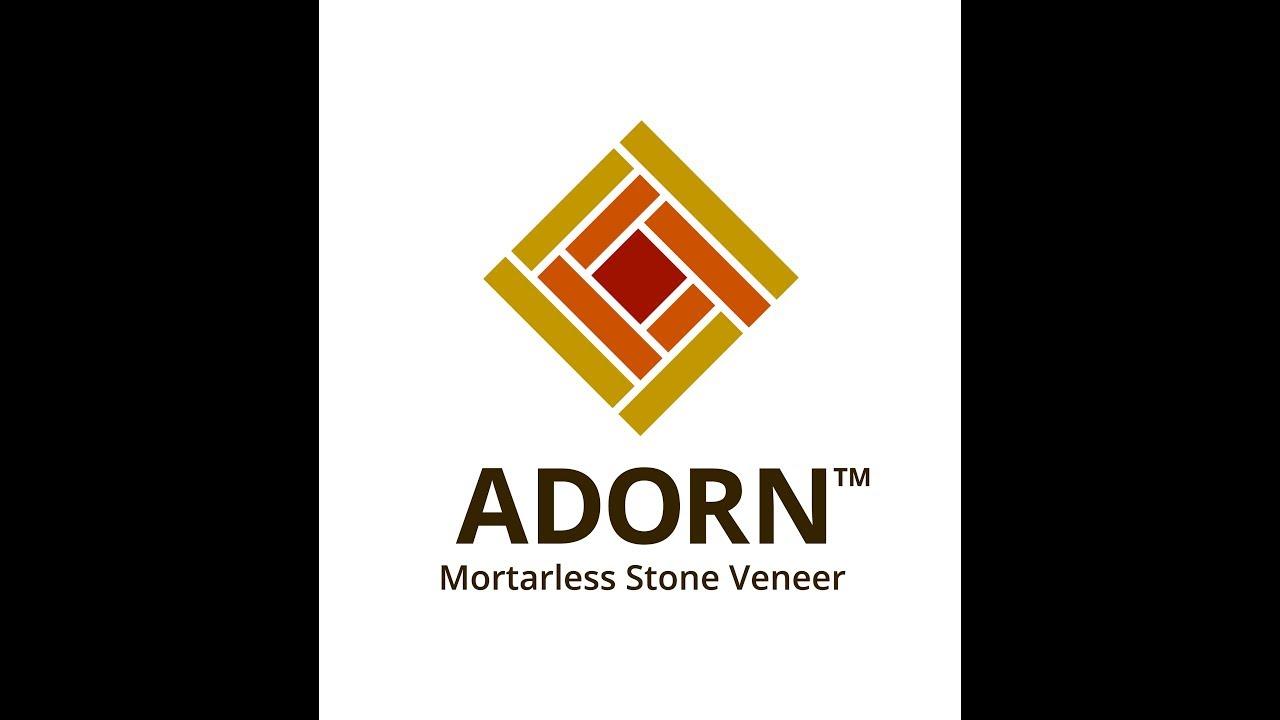 Adorn Mortarless Stone Veneer Installation Video