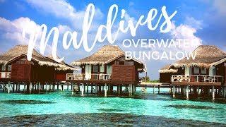 MALDIVES Anantara Veli Overwater Bungalow Room Tour