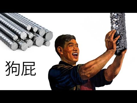 What is chinese reinforcement steel
