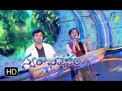 Sasivadane Song   Anuradha Sriram, Srikrishna Performance   Swarabhishekam   1st April 2018