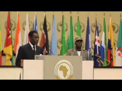 Closing Remarks from H.E. Obiang Nguema Mbasogo at 2012 Leon H. Sullivan Summit