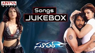 Super Telugu Movie Full Songs || Jukebox || Nagarjuna, Anushka, Ayesha Takia