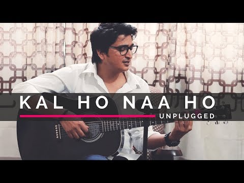 Kal Ho Naa Ho | Sonu Nigam | Shahrukh Khan | Acoustic Unplugged Fingerstyle Guitar Cover By OM Dagur