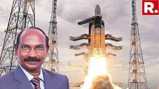 Isro Chief K Sivan Addresses Media After Chandrayaan-2 Successfully Completes Lunar Orbit Insertion