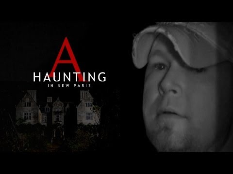 Paranormal Activity New Paris...Two Different Houses.. One Family...  Living Dead Paranormal