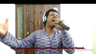 Pramadavanam veendum...karaoke by Venki