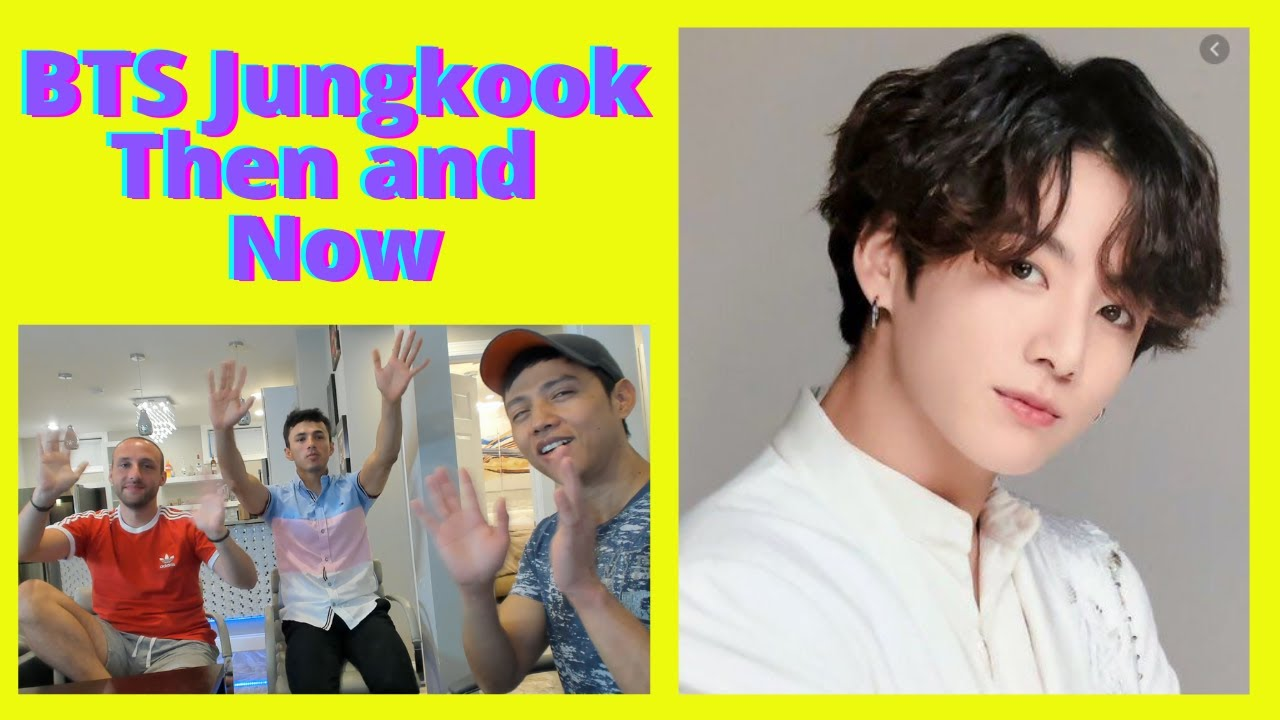 BTS (방탄소년단) - BTS Jungkook From 1 to 22 Years Old | ANGELO'S 1 OF 4 BIASES REVEALED