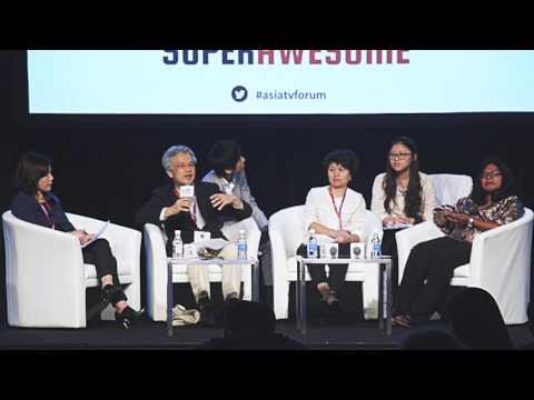 Asia TV Forum & Market 2016 - International Co-Production Panel