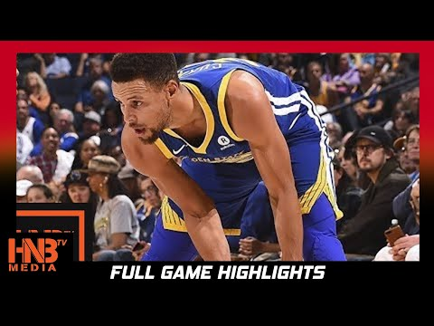 Thumbnail: Golden State Warriors vs LA Clippers Full Game Highlights / Week 2 / 2017 NBA Season