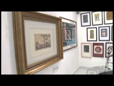 En El Postre visitamos una galería de arte y aprendimos sobre ...