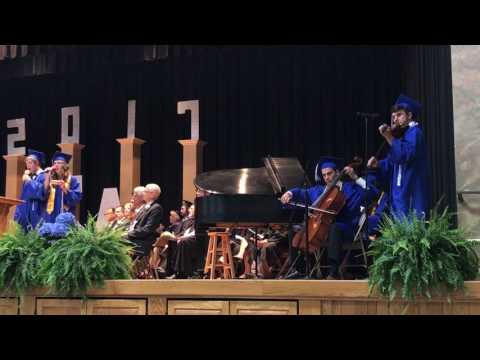 The Prayer - Fletcher Academy graduation 2017