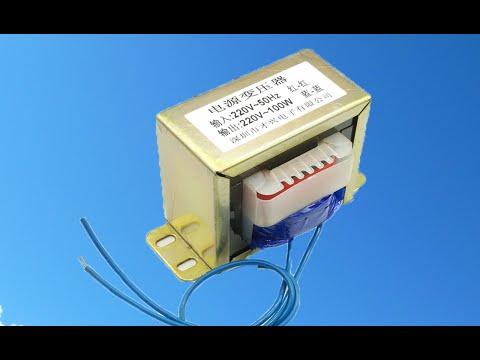Характеристики трансформатора! Как проверить трансформатор ? Трансформатор тока !