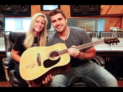 Josh Gracin - Can't Say Goodbye Music Video - Sears Heroes at Home