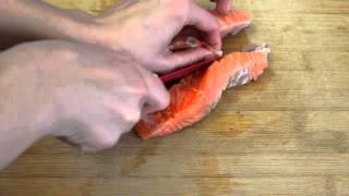Рецепт приготовления филе семги с картофелем на пару в мультиварке VITEK VT-4217 BN