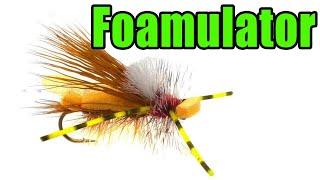 Foamulator Fly Tying Video Instructions
