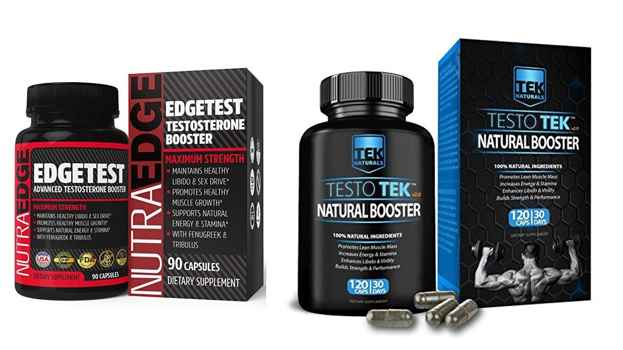 Top 5 best testosterone boosters 2019 - YouTube