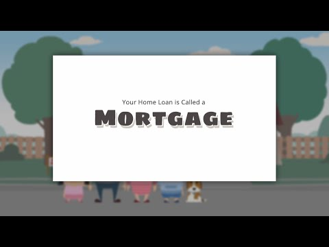 Your FHA Loan is Called a Mortgage