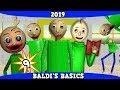 Asi es Baldi's Basics in Education and Learning en el 2019 #9