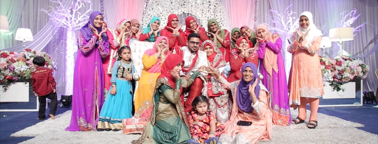 Siti Ridzuan Indian Muslim Wedding Reception Highlight You