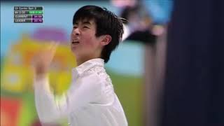 Tatsuya TSUBOI 壷井達也 SP 世界ジュニア ISU World Junior Championships