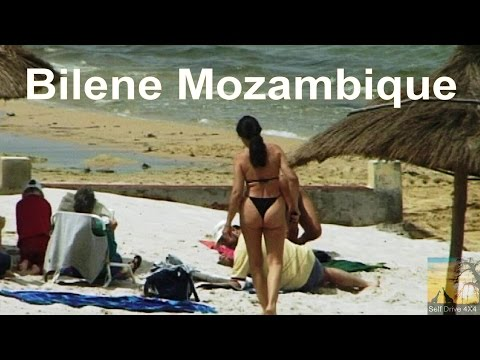 Self Drive Bilene Mozambique.