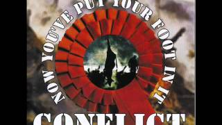 Watch Conflict Now Youve Put Your Foot In It video