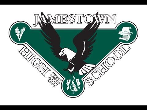 Jamestown High School  Graduation