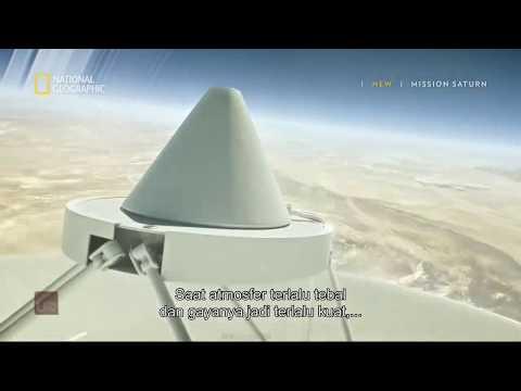 Penjelajahan Ke Planet Saturnus (2017) National Geographic Indonesia