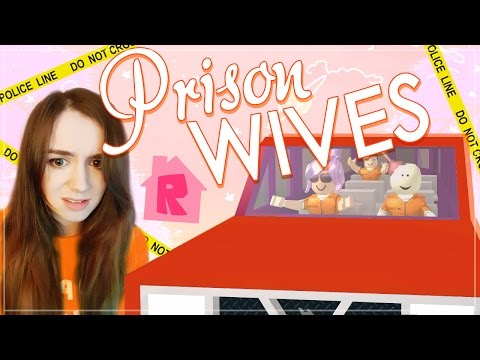 PRISON WIVES! Roblox DRAMA