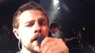 Gloria - Zu vage (gefilmt von der Band on stage) / Düsseldorf, Zakk 5.5.2016