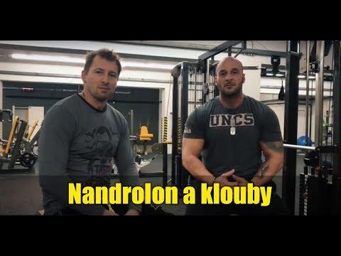 Supertrener.cz - Nandrolon a klouby