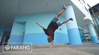 10 ways to cartwheel boss station parkour